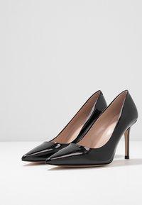 HUGO - INES - High heels - black - 4