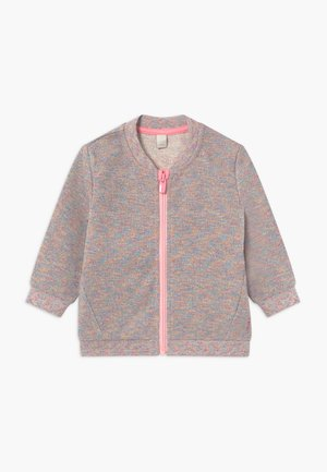 BABY - veste en sweat zippée - multicolor