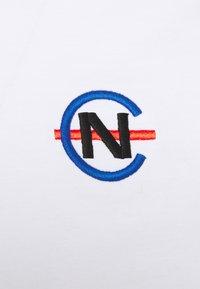 NAUTICA COMPETITION - LAVEER - Långärmad tröja - white - 2