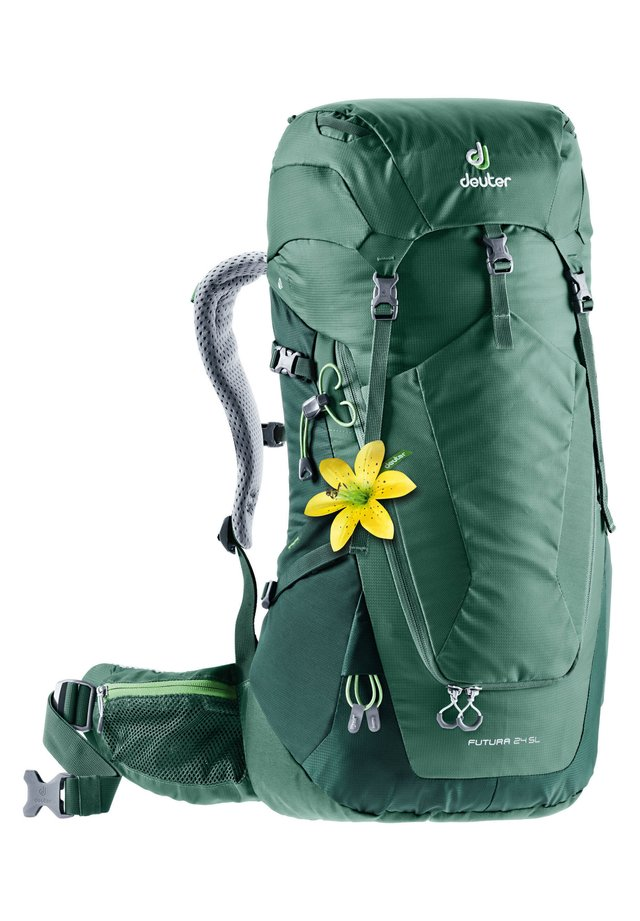 FUTURA 24 SL - Backpack - grün (43)