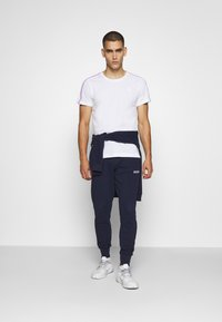 Björn Borg - TOMLIN TEE - Print T-shirt - brilliant white - 1