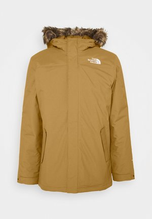 ZANECK JACKET UTILITY - Outdoorová bunda - utility brown