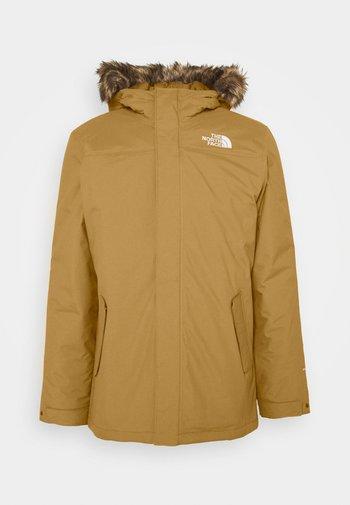 ZANECK JACKET UTILITY - Outdoor jacket - utility brown