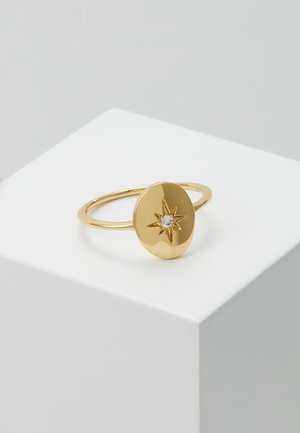 STAR RING - Ringe - gold-coloured