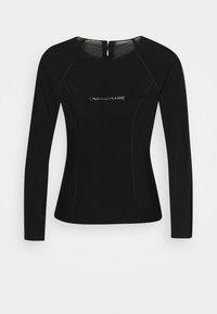 Calvin Klein Jeans - Bluzka z długim rękawem - black - 4