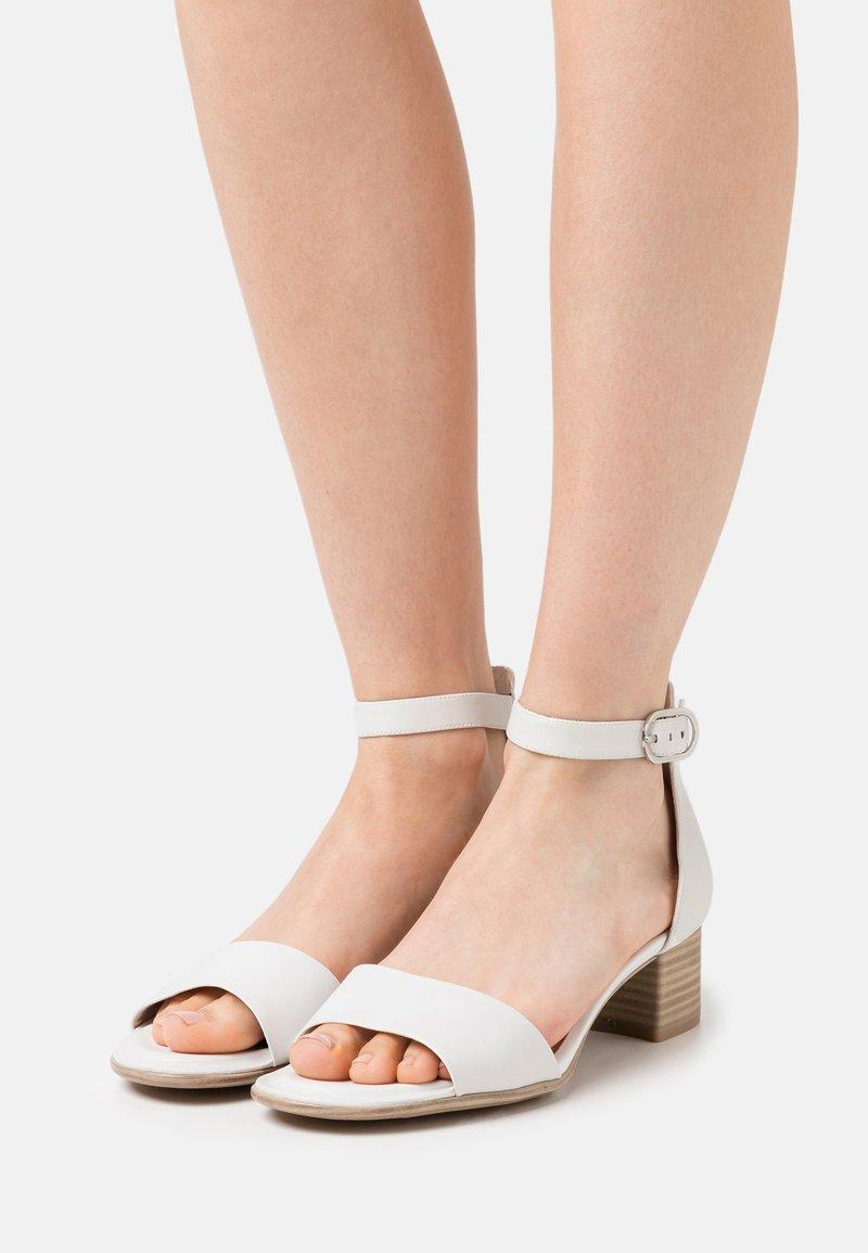 Tamaris GreenStep - Sandals - white