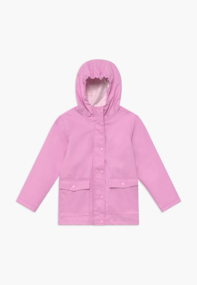 Name it - NKNMIL RAIN JACKET - Vodotěsná bunda - pastel lavender