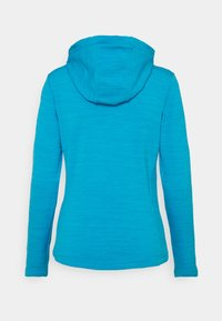 CMP - WOMAN JACKET FIX HOOD - Fleece jacket - ibiza melange - 1