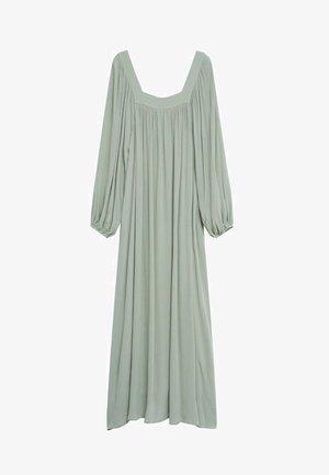 Maxi dress - pastellgrün