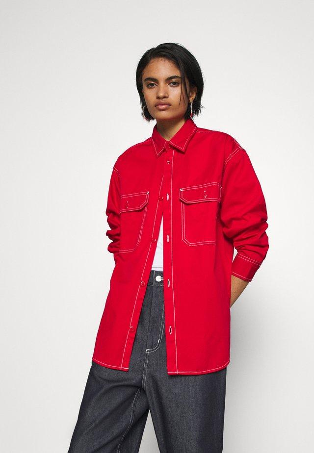 GREAT MASTER - Skjorte - cardinal
