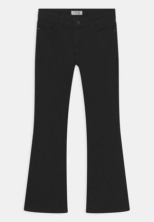 TROUSER FREJA - Jeans Bootcut - black