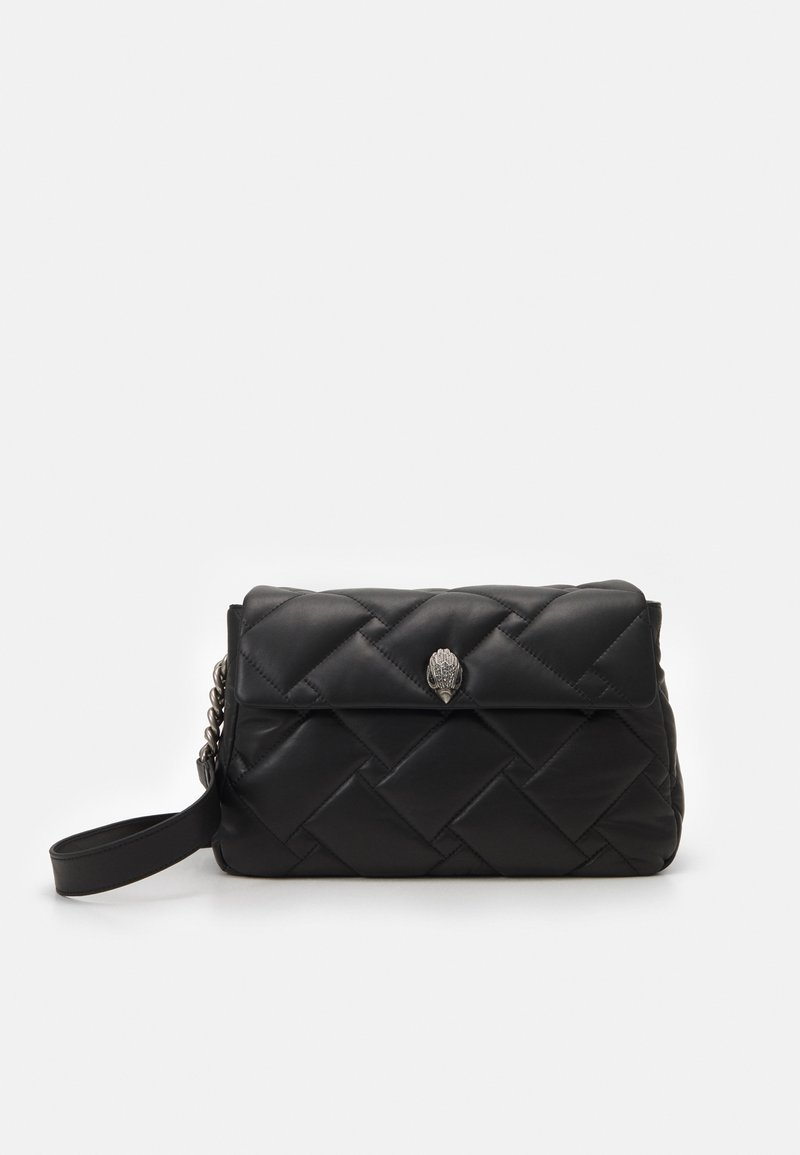 Kurt Geiger London - LARGE KENSINGTON SOFT - Handbag - black