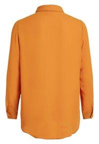 Vila - VILUCY - Button-down blouse - golden oak - 1