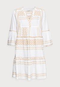 TOM TAILOR - DRESS - Day dress - desert linen - 4