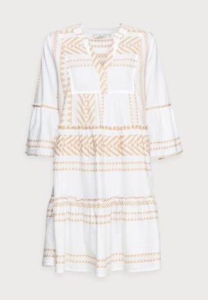 DRESS - Denní šaty - desert linen