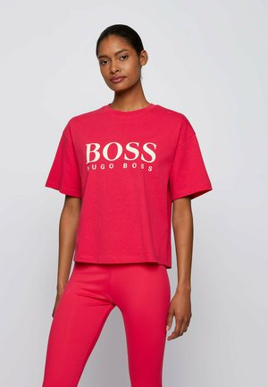 EVINA - Print T-shirt - pink