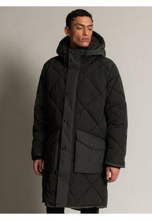 SURVIVAL  - Winter coat - oliv