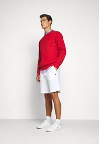Polo Ralph Lauren - TERRY - Pantalon de survêtement - white - 1