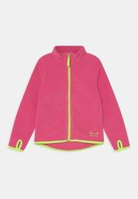 Blue Seven - KIDS GIRLS - Fleece jacket - pink - 0