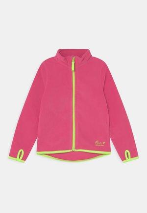 KIDS GIRLS - Fleece jacket - pink