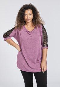 SPG Woman - Longsleeve - purple - 0