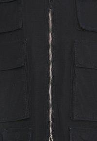 Edwin - TACTICAL VEST - Waistcoat - black wash - 2