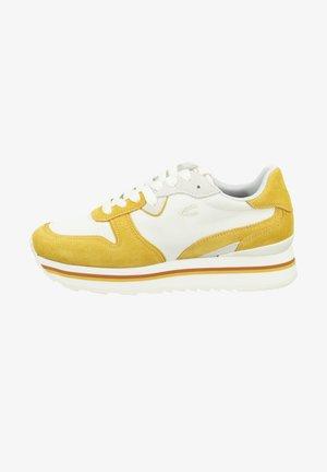 FOG - Trainers - yellow white