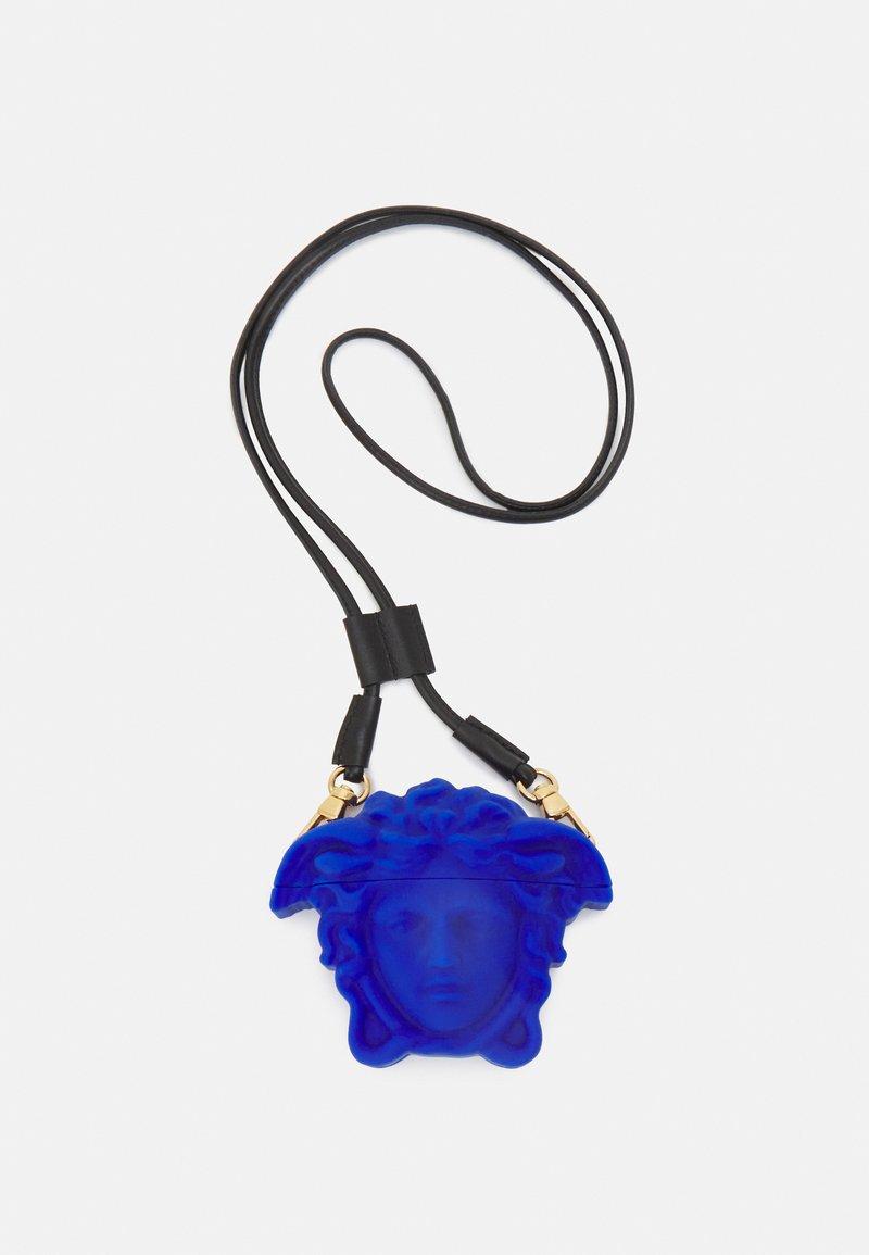 Versace - TECHNOLOGY ITEMS UNISEX - Tech accessory - bluette/oro