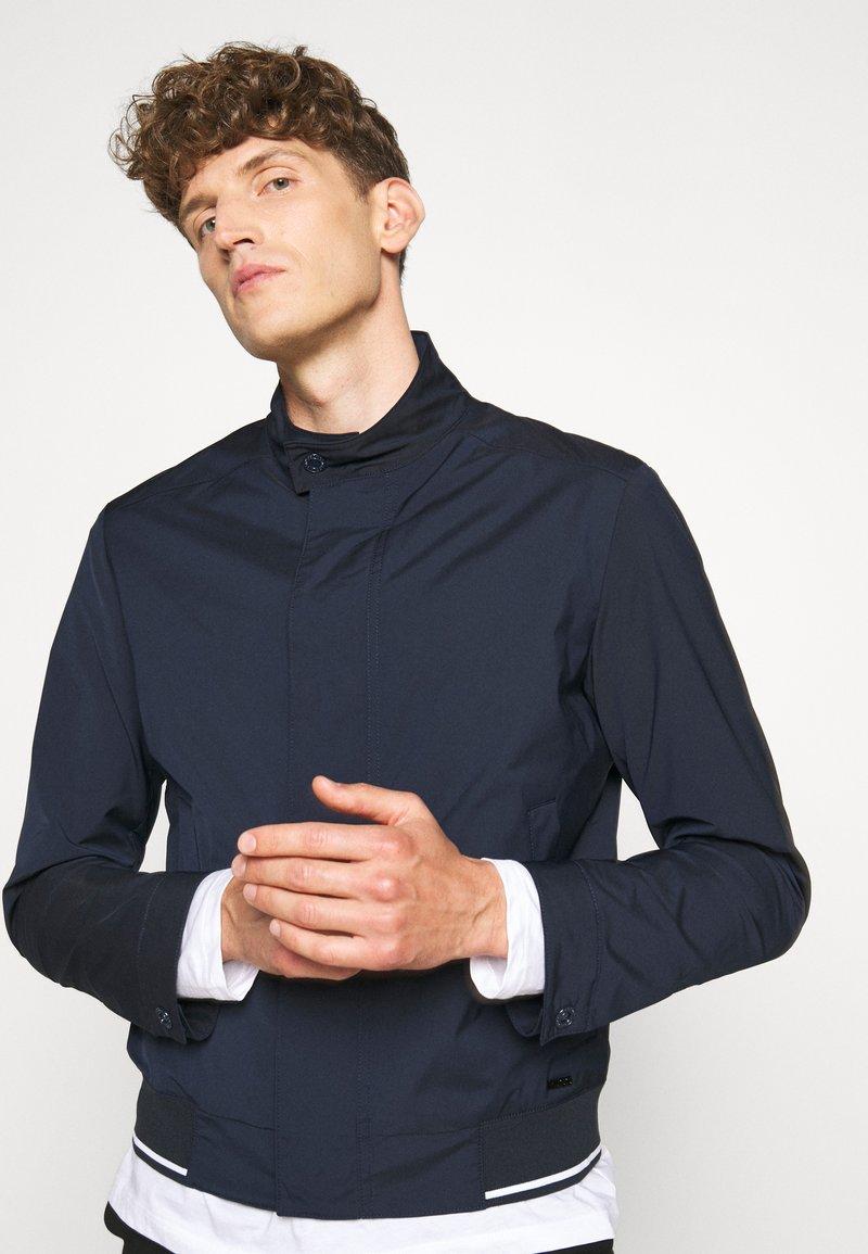 HUGO - BROOKLYN - Lehká bunda - dark blue
