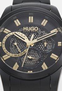 HUGO - SKELETON - Watch - black - 3