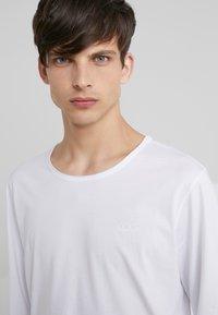 JOOP! Jeans - CARLOS - Long sleeved top - white - 4
