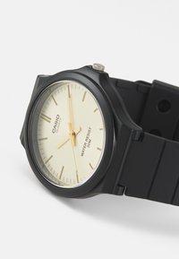 Casio - UNISEX - Watch - black/gold-coloured - 3