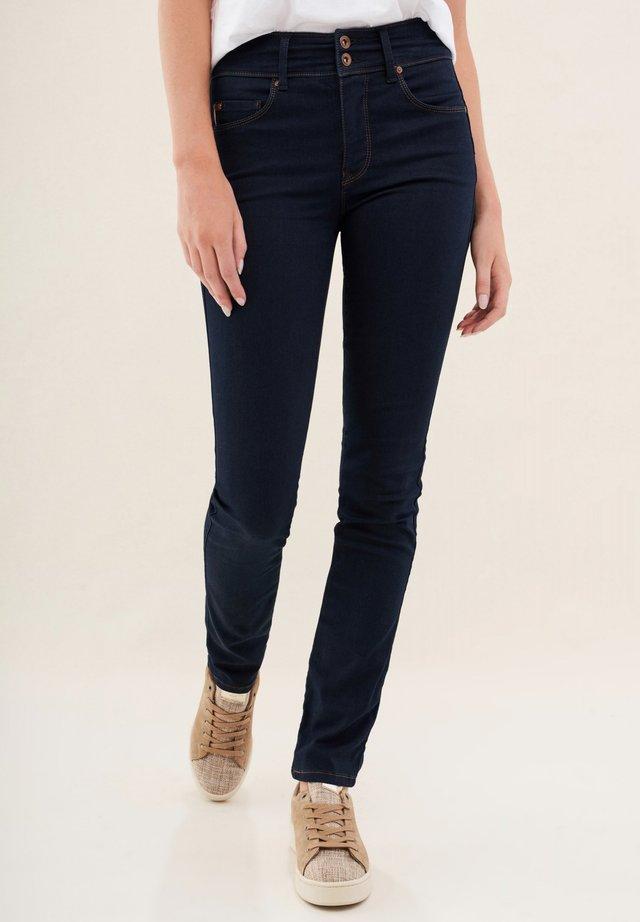 PUSH IN - Jean slim - dark-blue