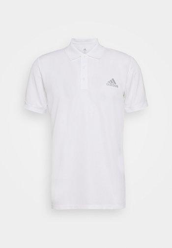 AEROREADY SPORTS TENNIS SHORT SLEEVE - Sports shirt - white