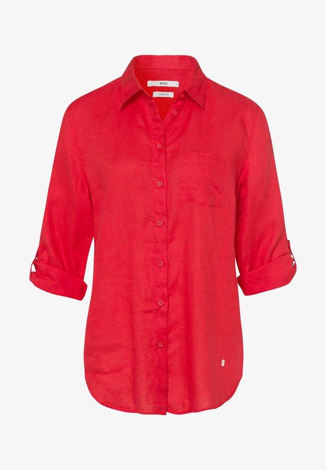 STYLE VIOLA - Overhemdblouse - red