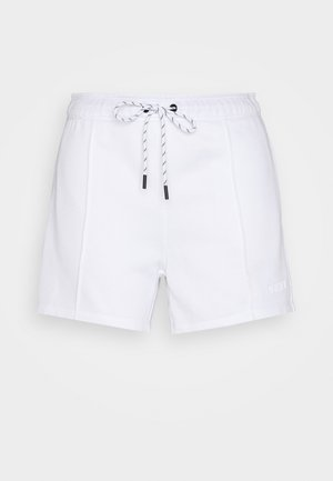 MINI LOGO SHORT - Sports shorts - white