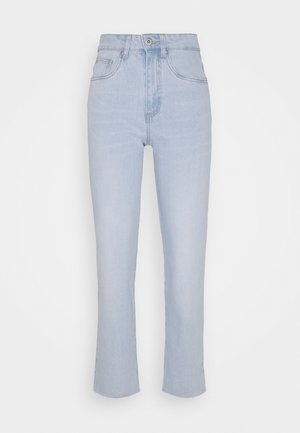 STRETCH  - Jeans Straight Leg - bondi blue