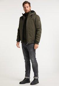 DreiMaster - Winter jacket - oliv - 1