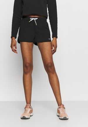 MAYEN - Sports shorts - black