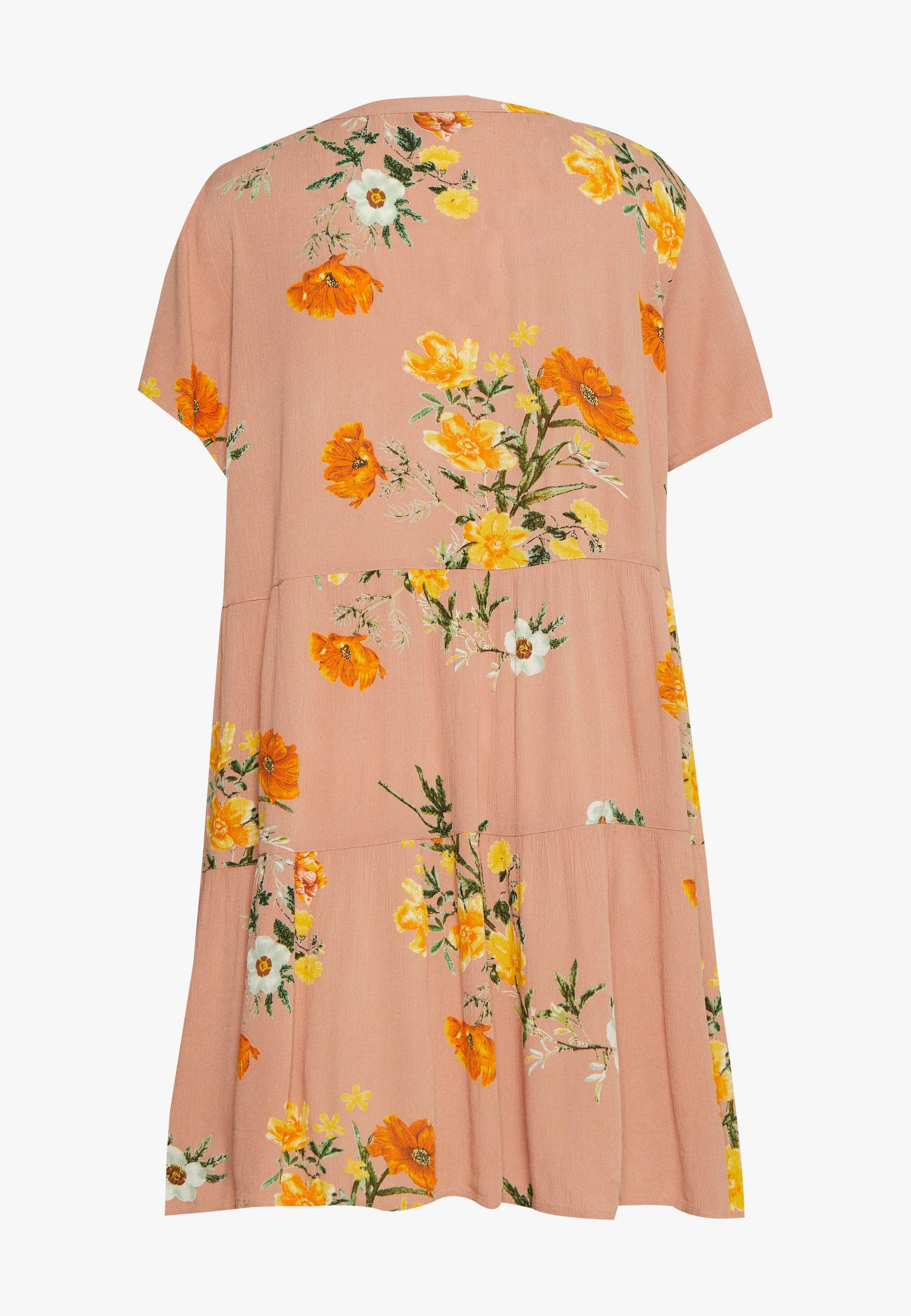 Zizzi Vcigga - Day Dress Rose