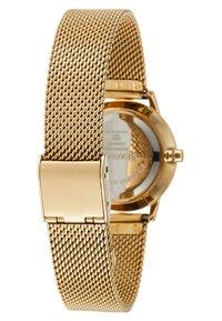 Sekonda - LADIES WATCH ROUND CASE - Orologio - gold-coloured - 1