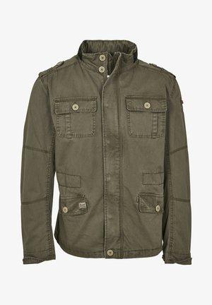 HERREN BRITANNIA JACKET - Summer jacket - olive