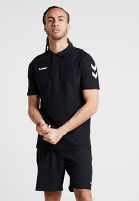 Hummel - HMLGO - Poloshirts - black - 0