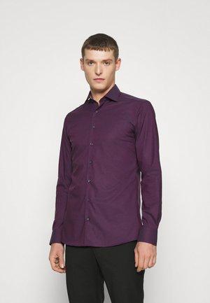 CLASSIC - Kostymskjorta - dark purple