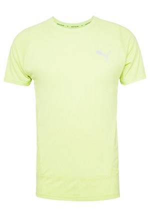 EVOSTRIPE TEE - Camiseta básica - sharp green