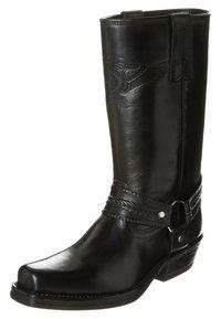 Kentucky's Western - Cowboy/Biker boots - black - 6