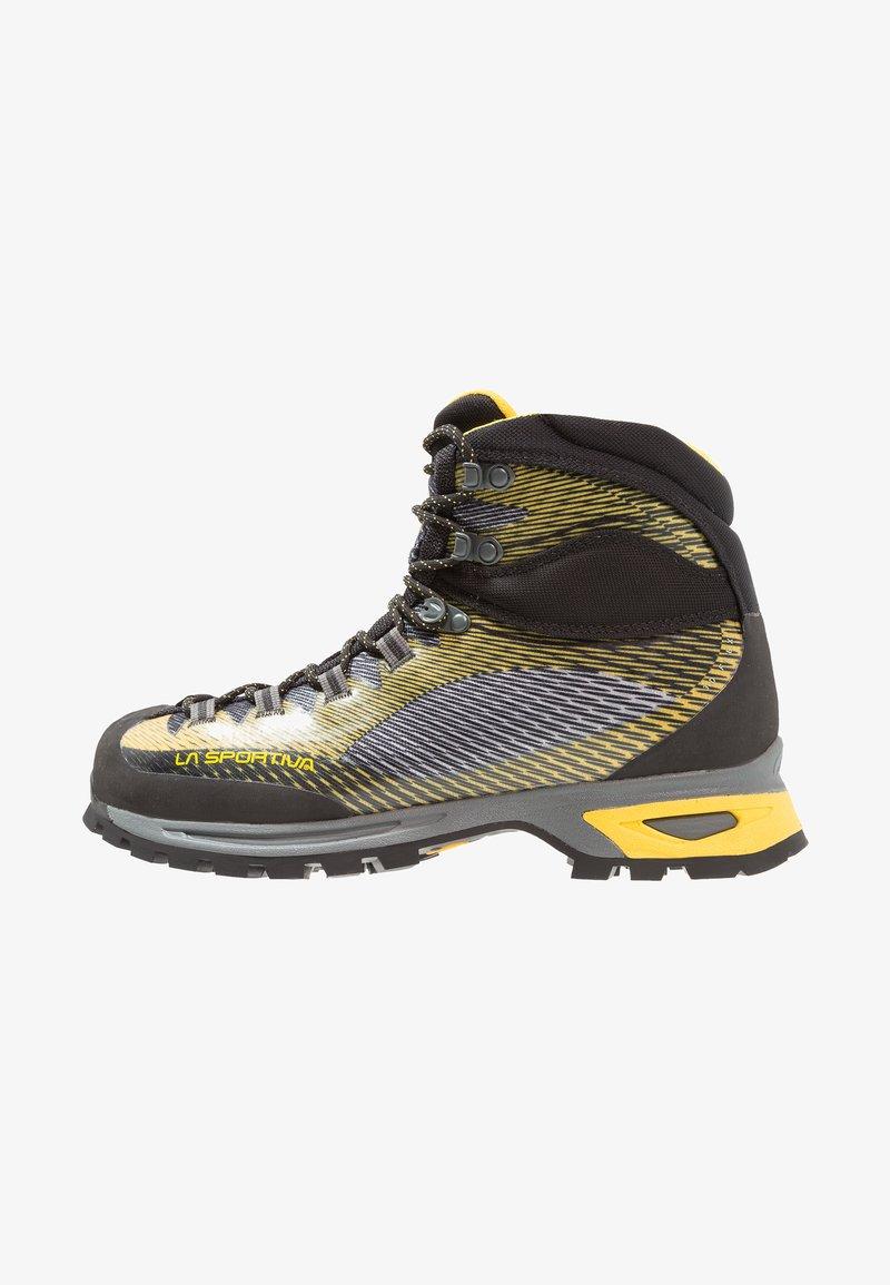La Sportiva - TRANGO TRK GTX - Hiking shoes - yellow/black