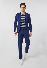 WE Fashion - DALI - Kavaj - blue - 1