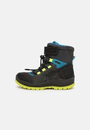 Winter boots - nero/grey/grigio