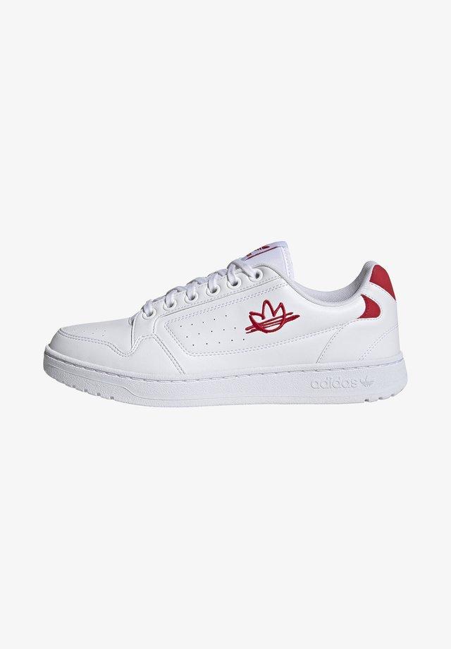NY 90 - Sneakers basse - ftwr white/scarlet/ftwr white